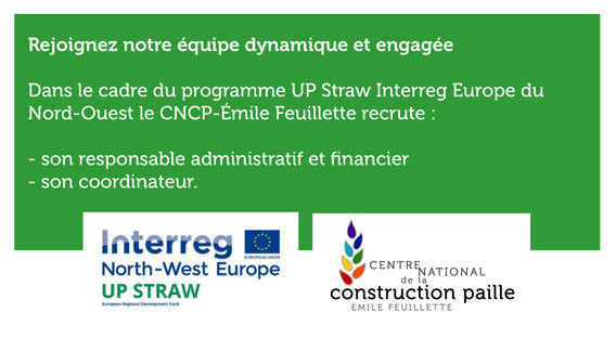 Le CNCP-Feuillette recrute
