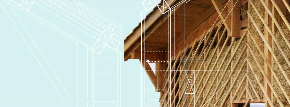 Construire en paille cncp for Autoconstruction paille