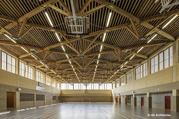 Gymnase de Mazorel