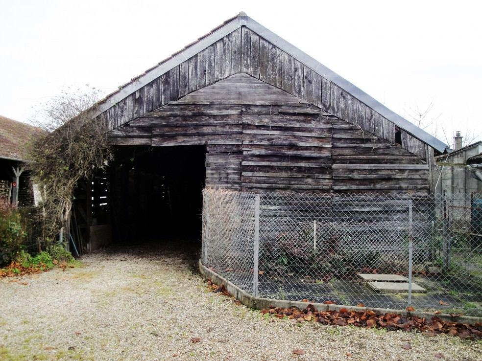 Le hangar de la maison Feuillette