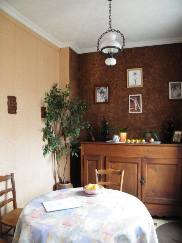 Le salon de la maison Feuillette