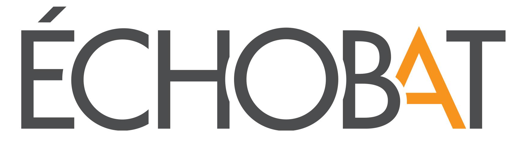 logo ECHOBAT