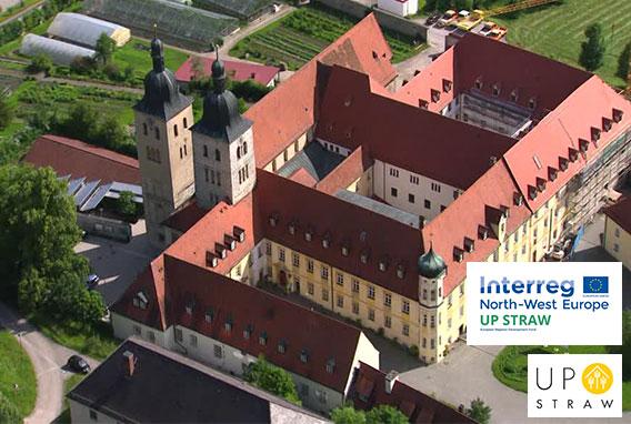 Rencontre des partenaires du programme UP STRAW à Plankestetten, Allemagne - mars 2019