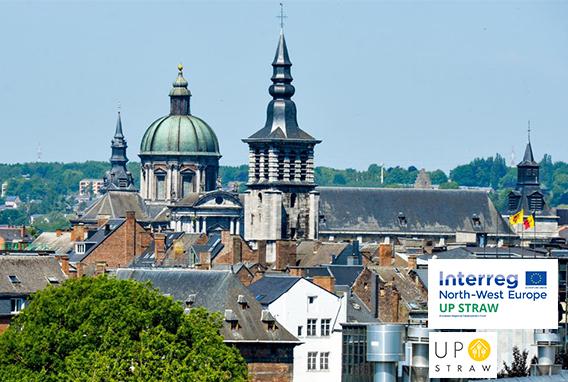 UP STRAW meeting Namur juillet 2019